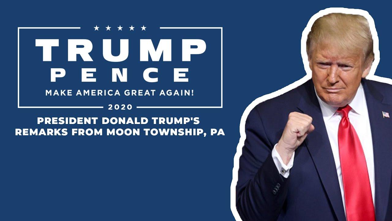 Donald Trump Pittsburgh Campaign Rally Transcript September 22 Rev