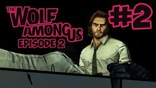 The Wolf Among Us Episode 2 Walkthrough Part 2 - Troll