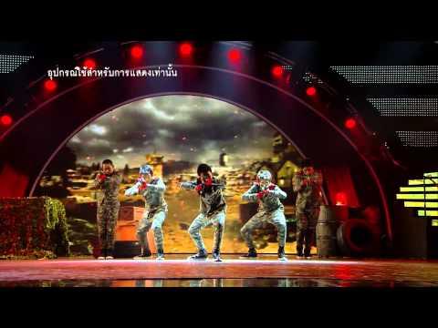 Thailand's Got Talent Season 5 Semi-Final EP.10 3/6