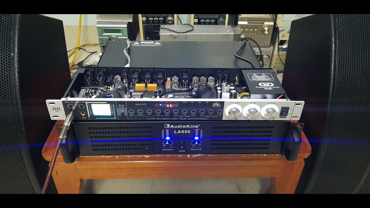 Vang cơ Gutin km10 công nghệ cao tích hợp bluetooth,cổng quang || 1350k || 0985418496