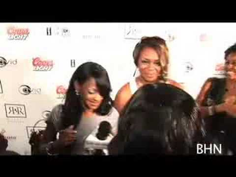 Interscope Party with Black Hollywood News BHN