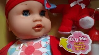 Kids Learning Toysn - My Sweet Love Baby Doll And Accessories