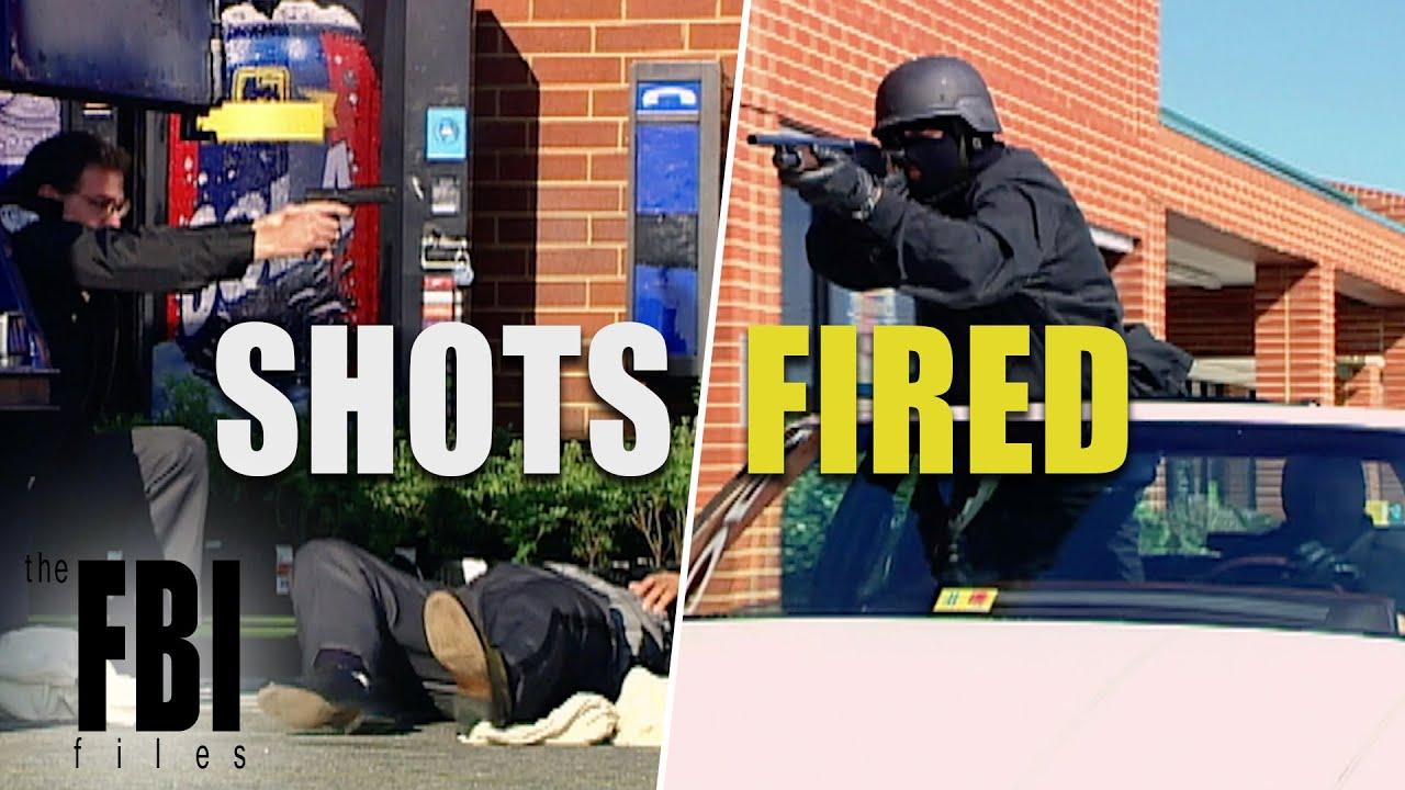 Police Shootout In Miami | The FBI Files