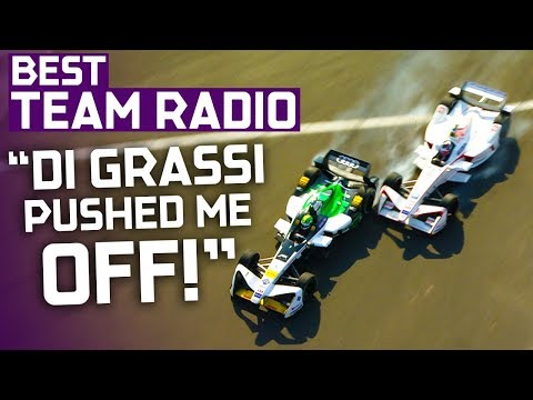 """He Hit Me Twice!"" 
