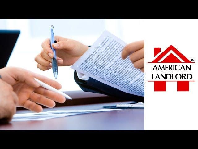 Do All Occupants Have to be on a Lease? | American Landlord