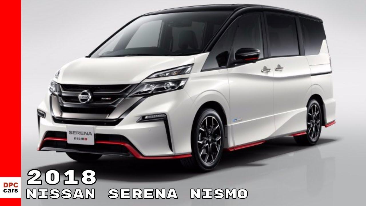 Minivan For Sale >> 2018 Nissan Serena NISMO - YouTube