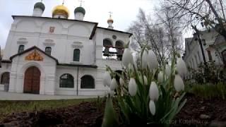Сретенский монастырь: торжество православия и весны