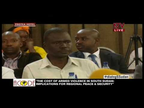 The ACODE Dialog on South Sudan | 5th August 2016