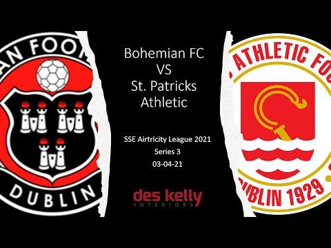 Bohemians D. St. Patricks Goals And Highlights