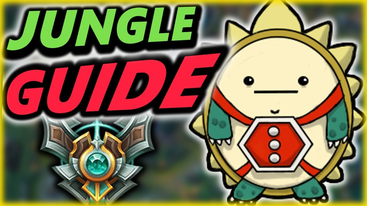 How to Play Rammus Early Game - RAMMUS JUNGLE GUIDE - League of Legends  [Season 7]