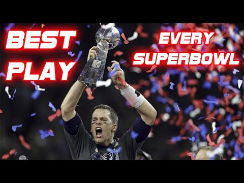 Michael Berry - Here Is The Greatest Play From Every Super Bowl