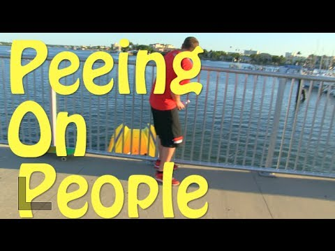 Peeing On People Prank Gone Wrong Boat Crashes Clearwater Beach Joogsquad Ppjt