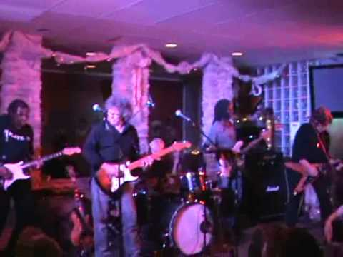 James Green & the Blues Electric with Special Guests Brian Greenway & Steve Segal