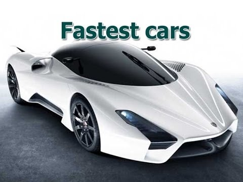 Top New Model Fastest Racing Cars In The World Youtube