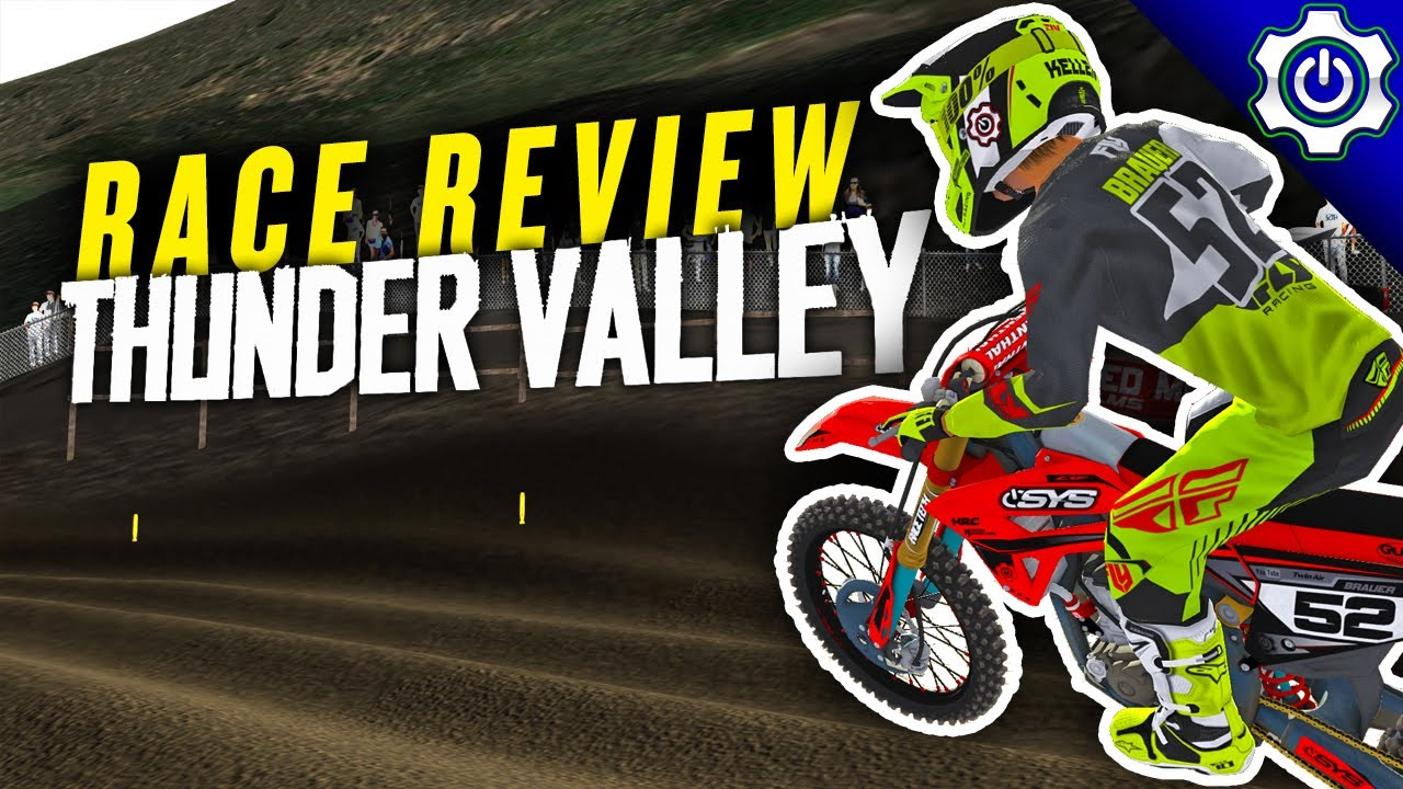 2021 Thunder Valley National Review Discussion - MX Simulator Gameplay