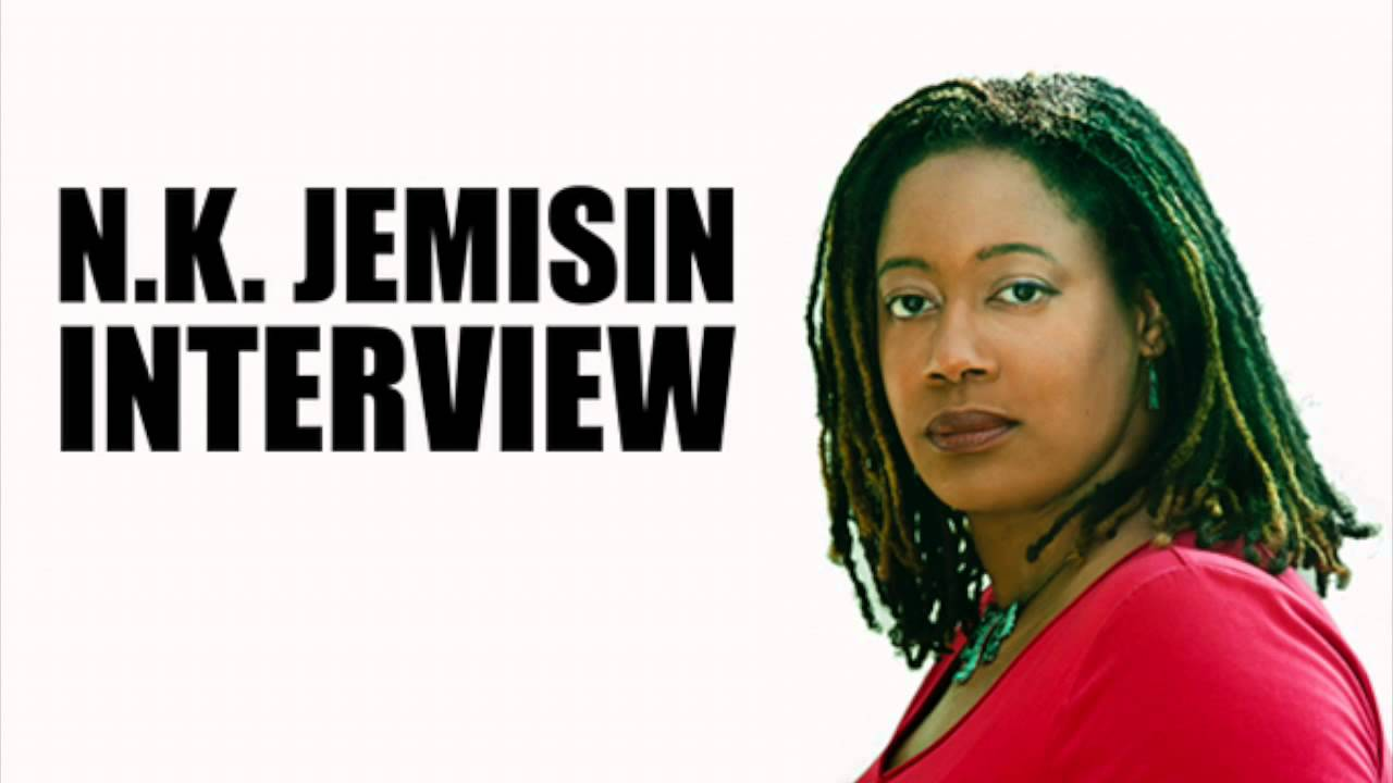 N. K. Jemisin Interview - YouTube