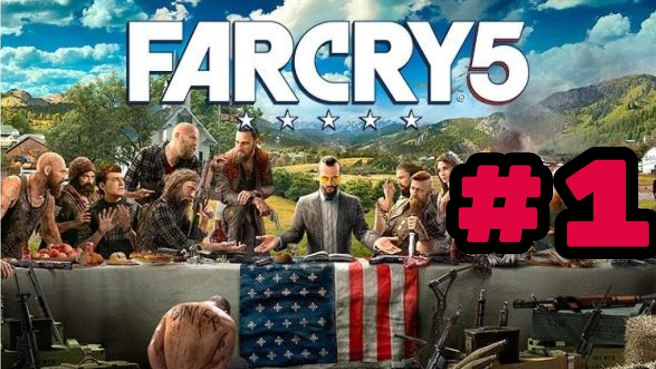 lets play far cry 5 episode 1 rip propeller man youtube