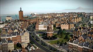 Sim City British Architecture DLC