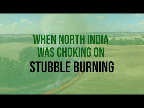 F2E - Bailing Punjab out of Stubble Burning Crisis