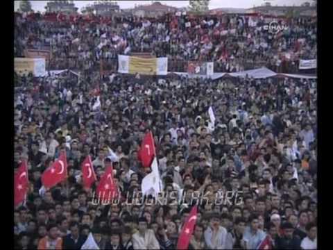 Başbakan Recep Tayyip Erdoğan Ve Uğur Işılak - Bayrak - Www.ugurisilak.org