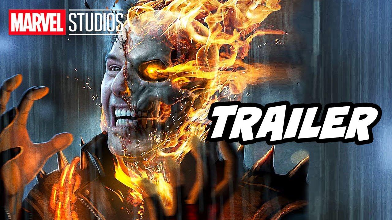 Marvel Helstrom Trailer - Doctor Strange 2 Avengers Easter Eggs Breakdown