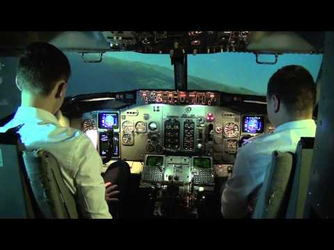 Most Dangerous Approaches - Tivat Airport:Take Two - Baltic Aviation Academy