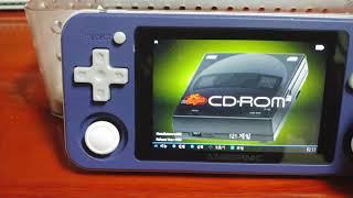 휴대용 게임기 RG351P 256GB 한방팩(PC엔진 …