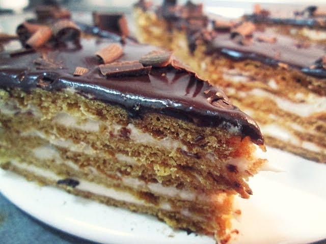 армянский торт птичье молоко рецепт с фото