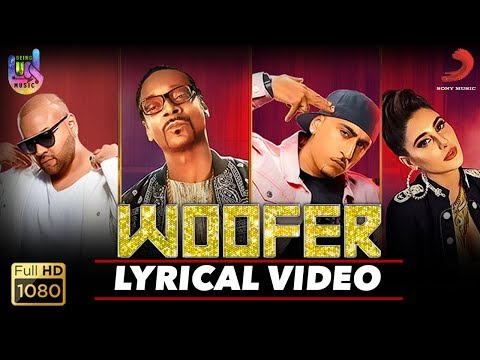 Dr Zeus- Woofer Lyrical Video | Snoop Dogg | Zora Randhawa | Nargis Fakhri