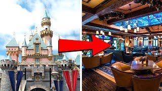 Secret Places In Famous Locations!