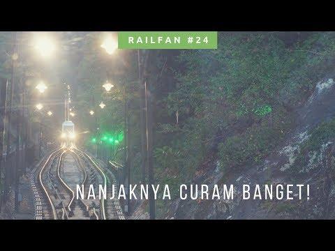 Visit Penang Hill With Penang Cable Car! [ Penang Railway ]