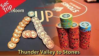 Poker Vlog 12: Sitting Down in Sactown