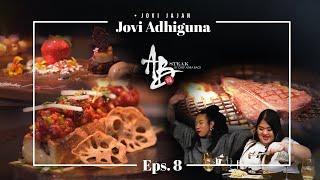 MAKAN STEAK AMPIR 10 JT??? RASANYA KAYAK APA?? - #JoviJajan ep : 8 || Jovi Hunter ft @ollenflorence
