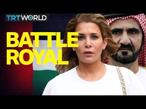 DUBAI PRINCESS RUNAWAY! Who will win??
