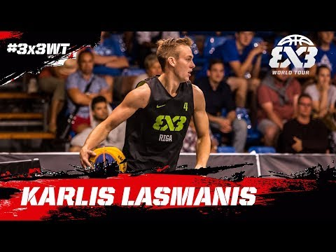 Karlis Lasmanis | Star Profile | FIBA 3x3 World Tour 2017 Chengdu Masters 2017