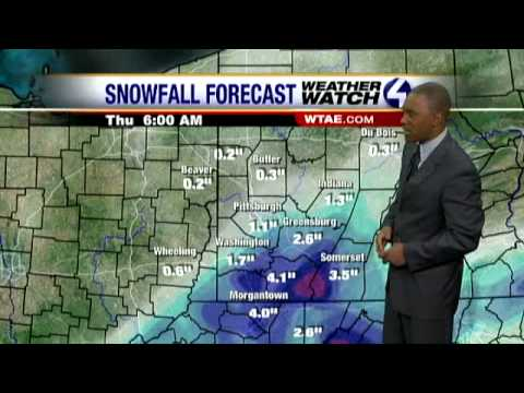 How Much Snow Will Storm Bring The Forecast