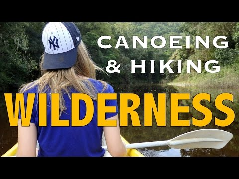 Canoeing and Hiking in Wilderness, South Africa