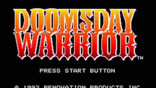 Doomsday Warrior SNES Music - LC-38X/Nuform