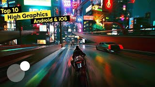 Top 10 High Graṗhics Games for Android & iOS 2021 (Offline/Online) | New Games for Android