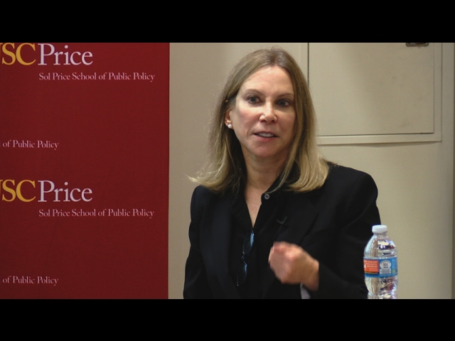 Highlights from Barbara Nunberg's presentation hosted by the USC Price Office of Global Engagement.  Watch the full version here: https://youtu.be/iAO3fd2y0hs