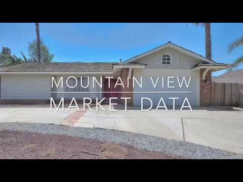 Mountain View Market Data Report - Corona