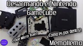 Desarmando el GameCube | ¿Que tiene por dentro? |