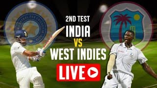 India vs West Indies 2nd test match highlights | India VS West Indies live test | NEWS SRW