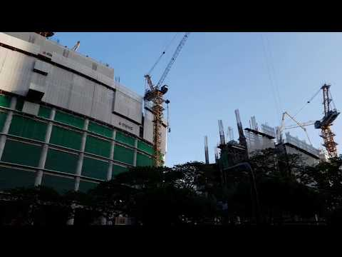 MEGA CONSTRUCTION AROUND MAKATI CENTRAL BUSINESS DISTRICT