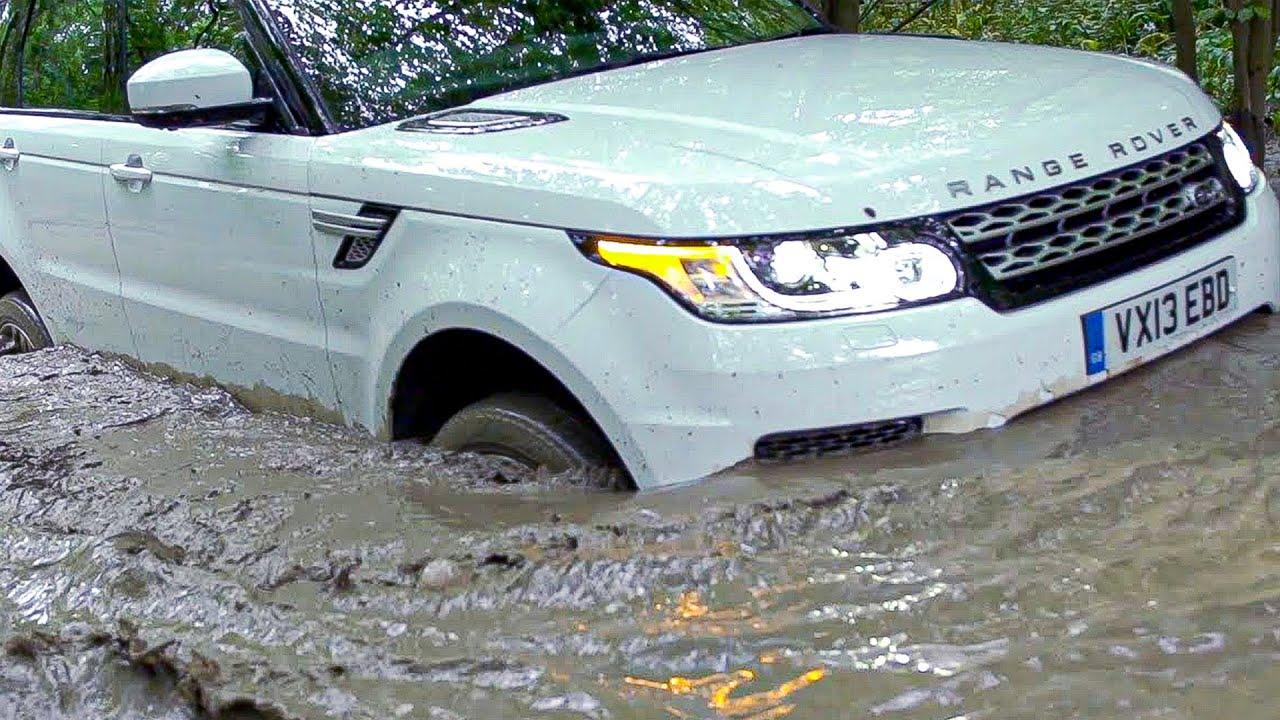 Beautiful Range Rover Sport (2014) OFFROAD   YouTube