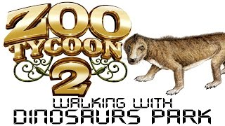 Zoo Tycoon 2 - Walking With Dinosaurs Park