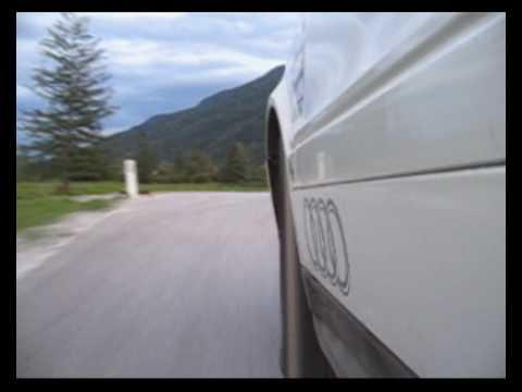 Audi 200 Turbo Quattro + Audi Coupe