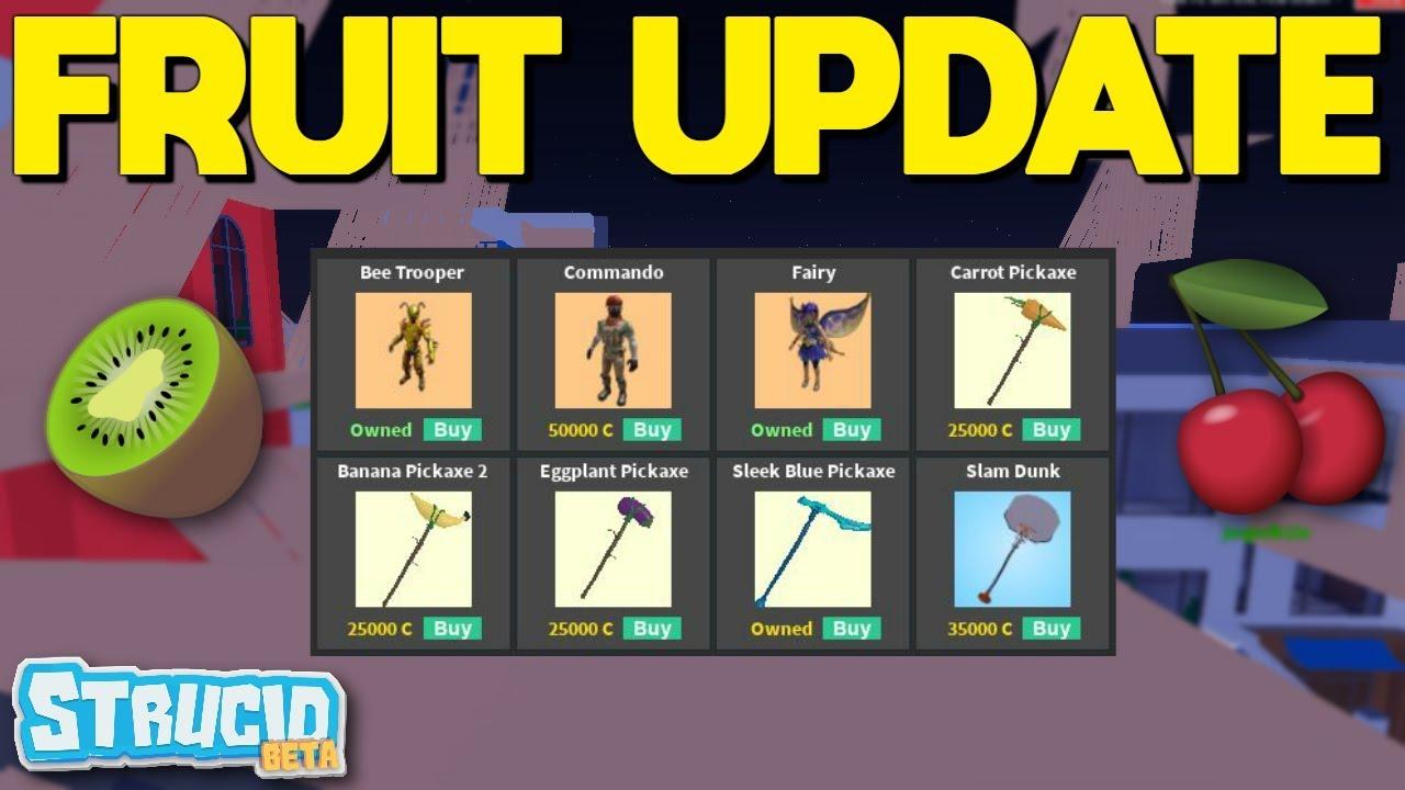 Strucid New Update | StrucidCodes.com