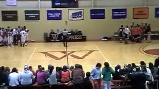 Suny Cobleskill Vs. Wells 2012-13