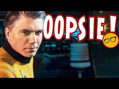 Star Trek Discovery Cancelled or Anson Mount OOPSIE? CBS Wants Fan Reaction to Brother on YouTube?